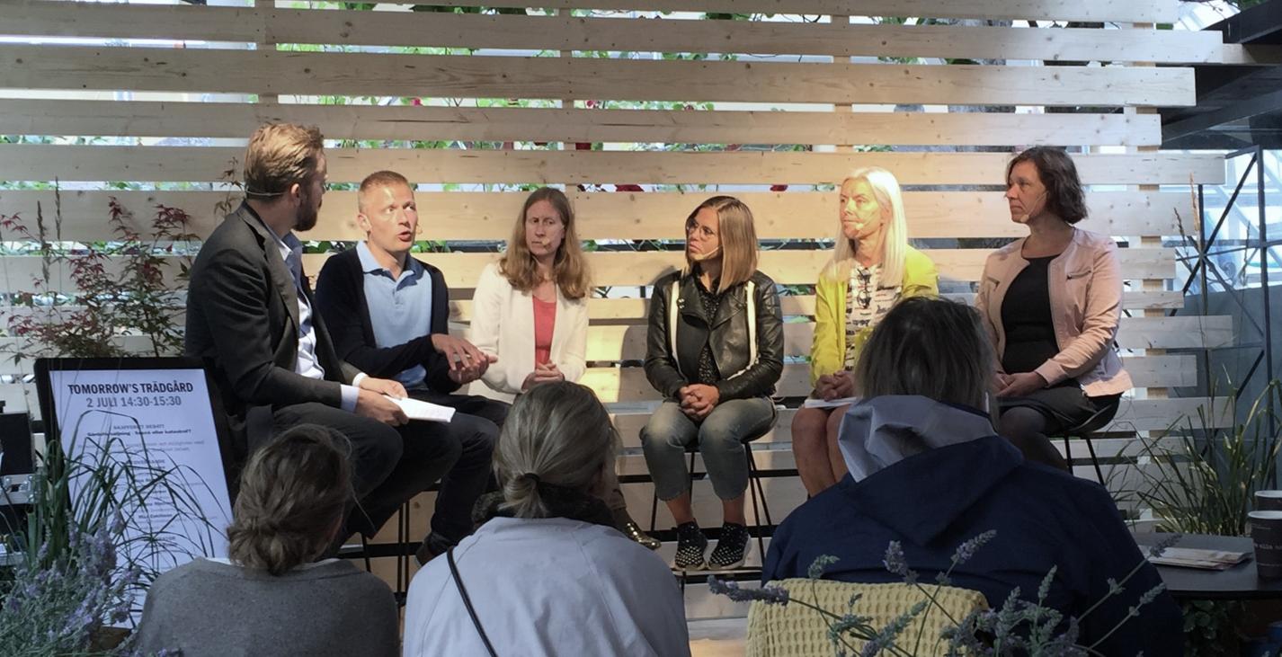 Debatt i Almedalen: Gårdsförsäljning- Succé eller katastrof?